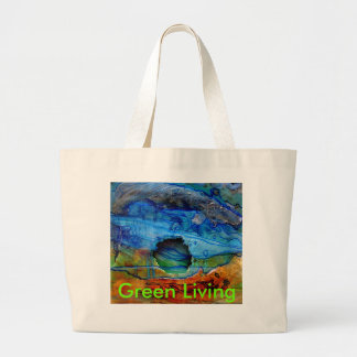 Green Living Bag