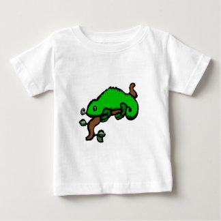 Green Lizard Baby T-Shirt