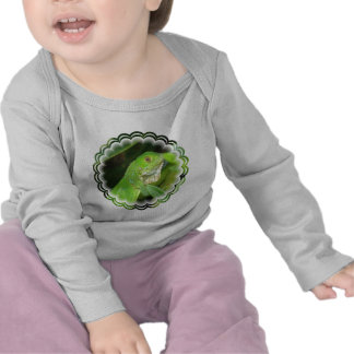 Green Lizard Infant Creeper