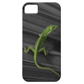 Green Lizard iPhone 5 Barely There Case iPhone 5 Case