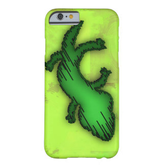 Green Lizard Phone Case Barely There iPhone 6 Case