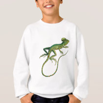 Green Lizard Sweatshirt