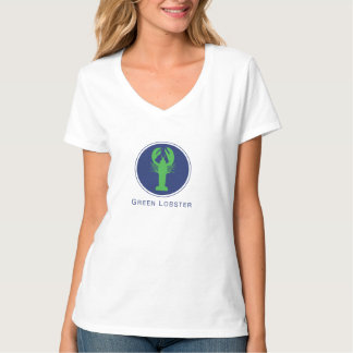 Green Lobster Icon T-Shirt