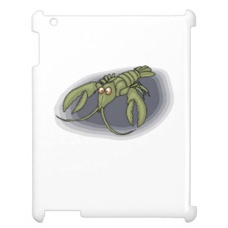 Green Lobster Cover For The iPad