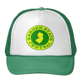 Green Logo Baseball Hat