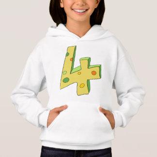 Green Lolly 4 Birthday Shirt