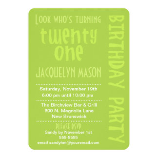 21 Birthday Invitations was very inspiring ideas you may choose for invitation ideas