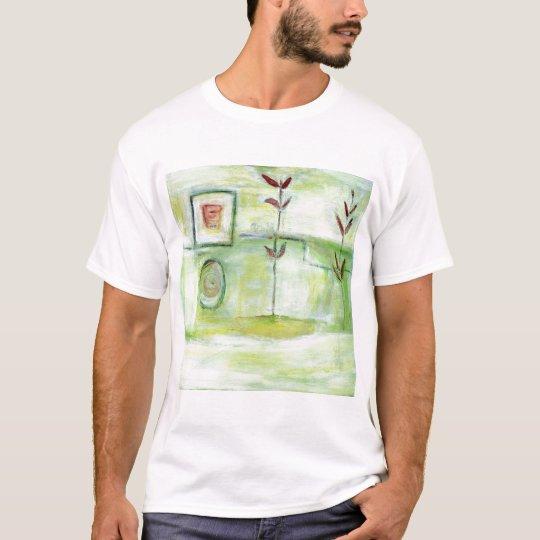 """""""Green Love T-shirt"""" T-Shirt"""