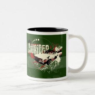 Green Lowrider mug