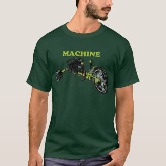 Green Machine Graphic Tee