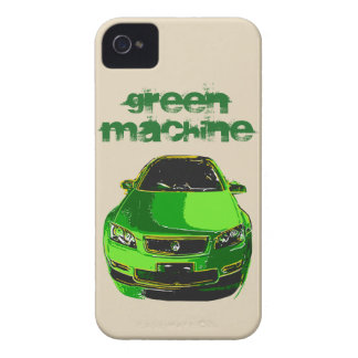 Green Machine Hot Rod iPhone Case