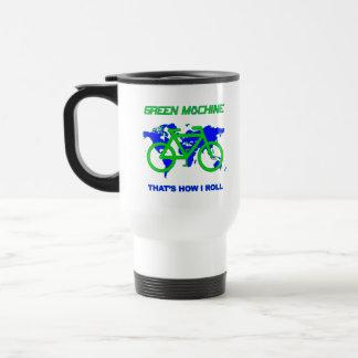 Green Machine Coffee Mug