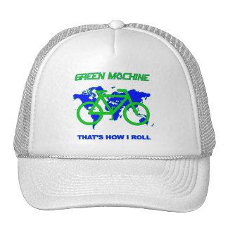 Green Machine Trucker Hat