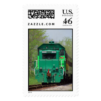 Green Machine USA Forever Postage Stamp