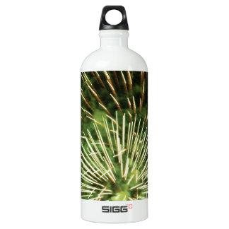 Green Magic Aluminum Water Bottle