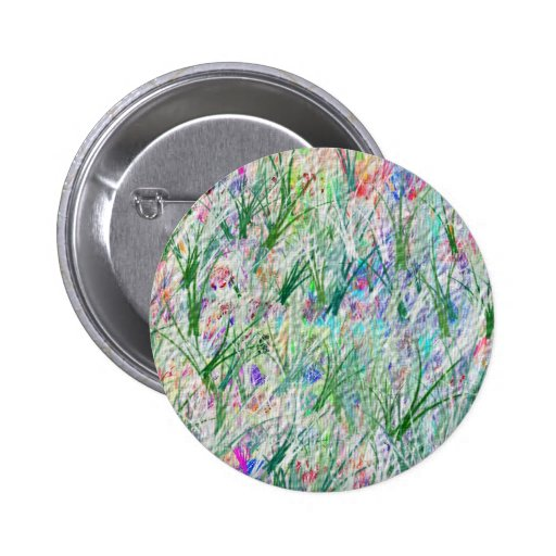 Green Magic Garden - Customizable Template Pins