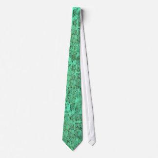 green majesty neck tie
