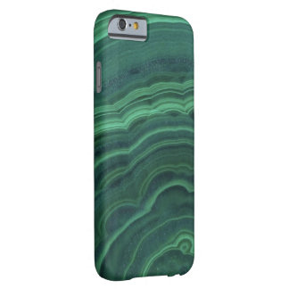 """""""Green Malachite iPhone 6 Case"""" Barely There iPhone 6 Case"""