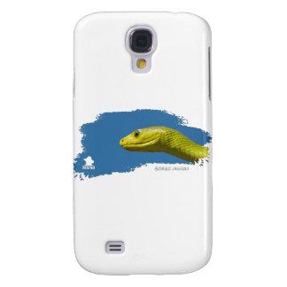 Green Mamba 01 Galaxy S4 Case