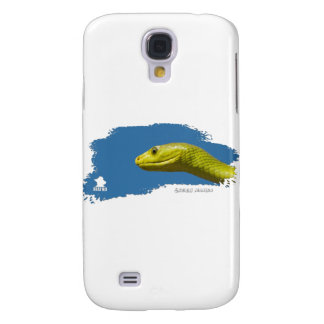 Green Mamba 01 Galaxy S4 Cover