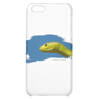 Green Mamba 01 iPhone 5C Cases