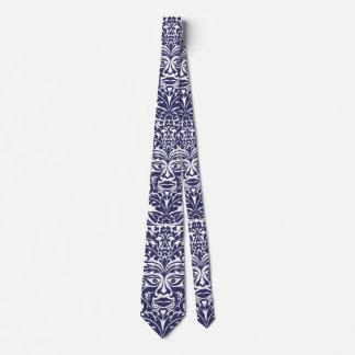 GREEN MAN Blue Tie