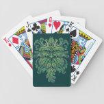 Green Man Card Decks
