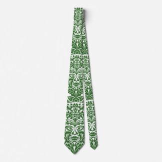 GREEN MAN Green Tie