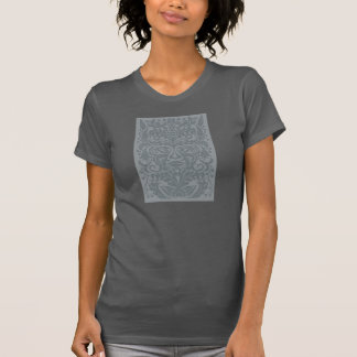GREEN MAN  grey T-Shirt