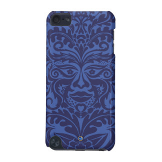 Green Man in Blues and white iPod Touch 5G Cover