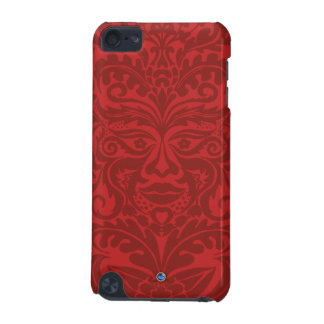Green man in Reds and white iPod Touch (5th Generation) Cover