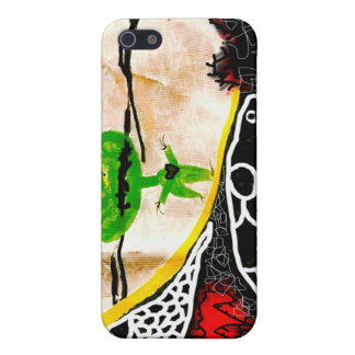 green man iphone case case for iPhone 5