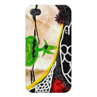 green man iphone case iPhone 4/4S cover