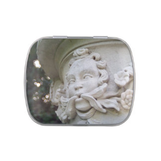 Green Man Jelly Belly Tins
