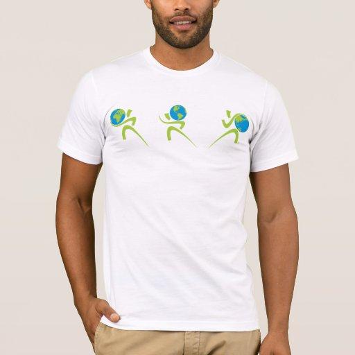 Green Man Logo Series Shirt 2b