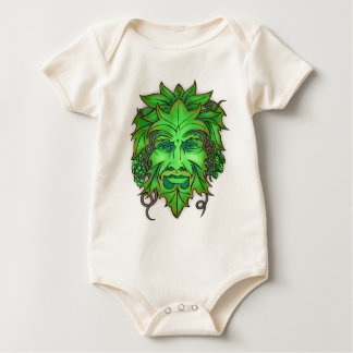 Green Man organic onsie Bodysuits