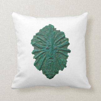 Green Man Pillows