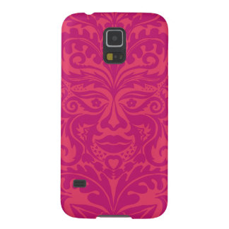GREEN MAN Pink Case For Galaxy S5