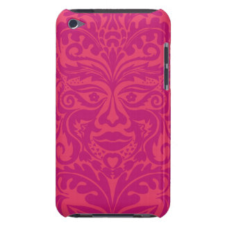 GREEN MAN Pink Case-Mate iPod Touch Case