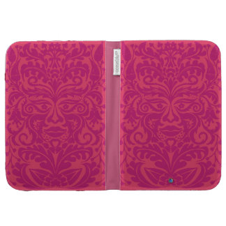 GREEN MAN Pink Caseable Kindle Folio Kindle Case