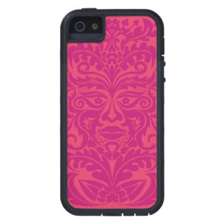 GREEN MAN Pink Cover For iPhone 5