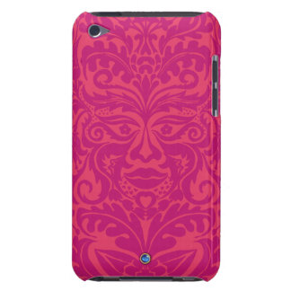 GREEN MAN Pink iPod Touch Barely There Case Case-Mate iPod Touch Case