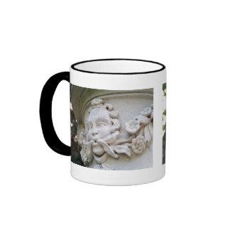 Green Man Ringer Coffee Mug