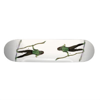 Green Man's Welcome Skate Boards