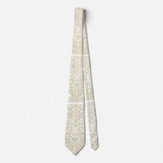 GREEN MAN White & Stone Tie