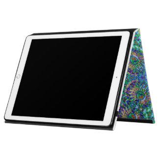 Green Mandala iPAD cases: size options iPad Pro Case