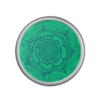 Green mandala (singular) speaker