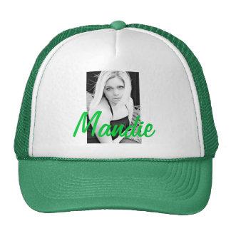 Green Mandie Hat