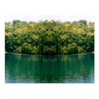 Green Man's Point Postcard