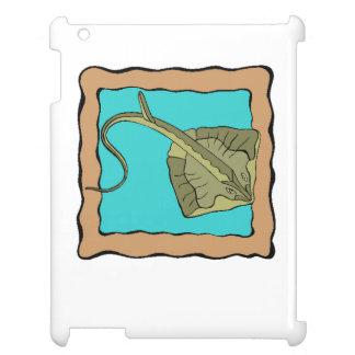 Green Manta Ray Case For The iPad 2 3 4